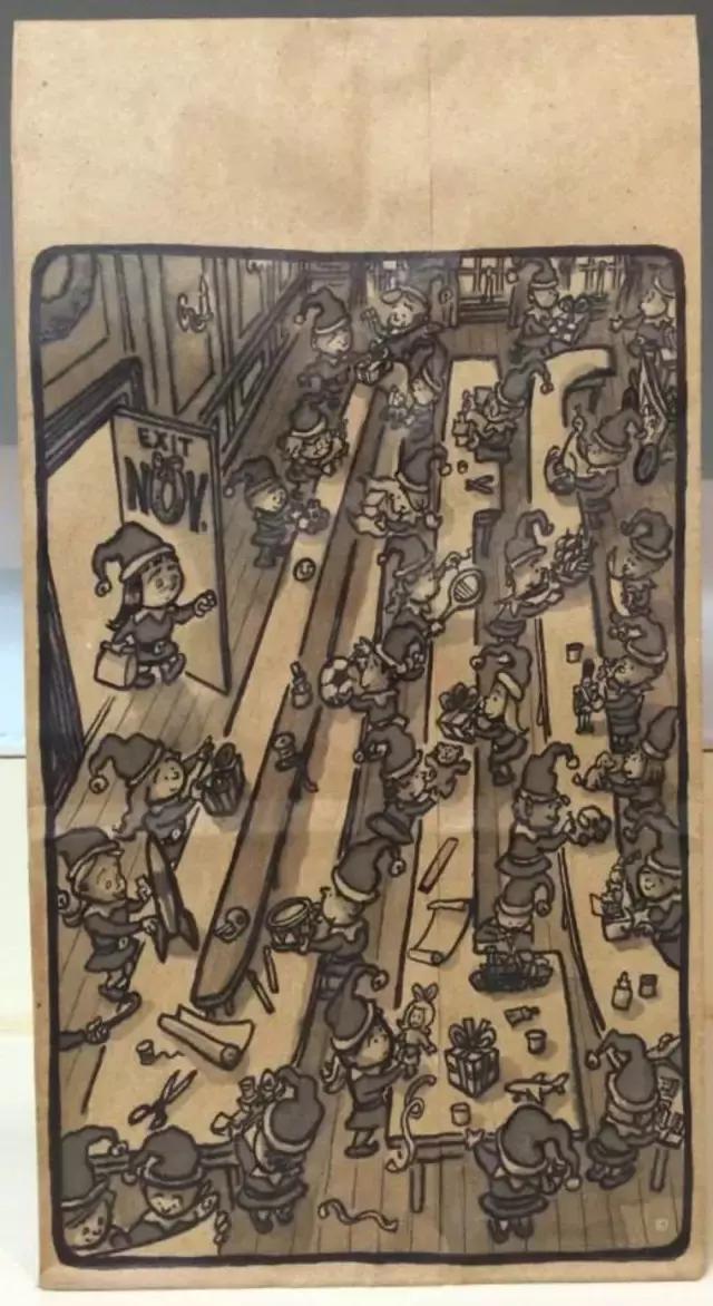 """为女儿画400多张""""袋子漫画"""",这个漫画家老爸火了!-華夏娛樂360"""