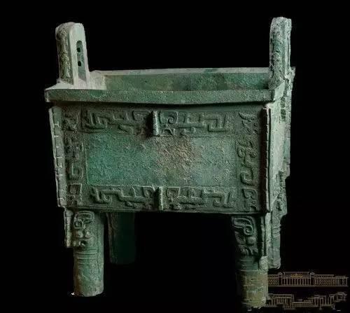 1.司母戊鼎(后母戊鼎) 商代 最重的青铜器