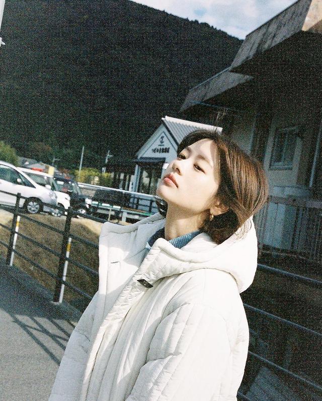 南韩可爱第一人!秀智伊恩惠的合体,29岁郑素敏是什么神仙颜值?