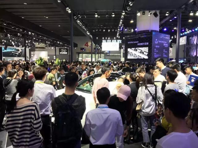 关于买车,我们在广州车展上得到了这些标新立异的回答