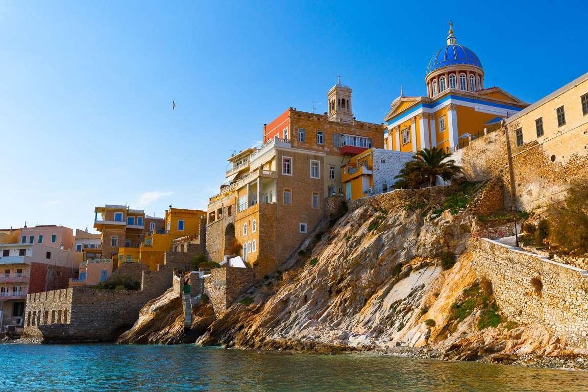 探寻希腊10个不为人知的岛屿