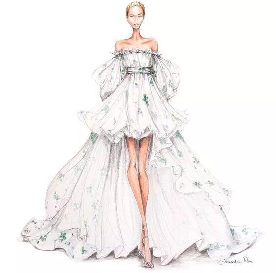 服装设计课程回归,帕森斯设计学院导师教你纯正的欧美