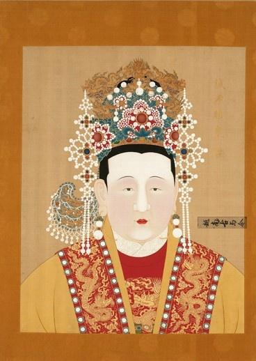 明朝皇后列表图片 明朝皇帝列表及简介图片