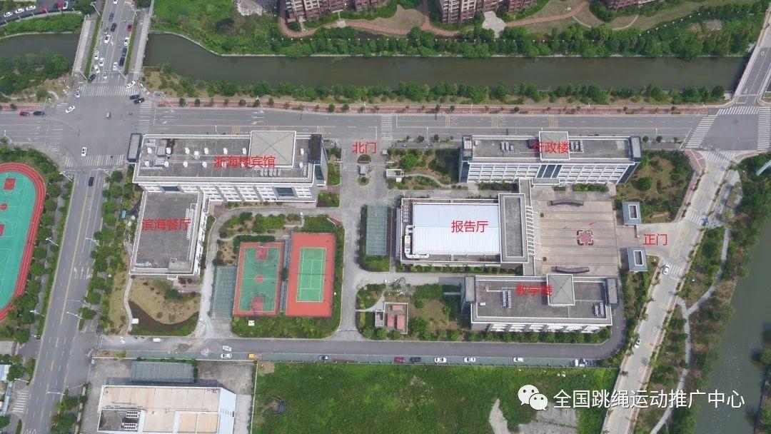 温州医科大学平面图