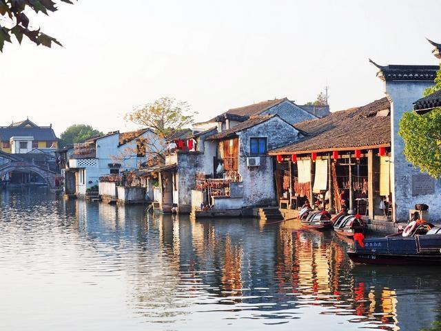 浙江这座古镇的美食众多你知道吗?