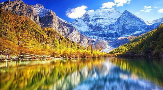 四川的第一秋景在哪你知道吗?