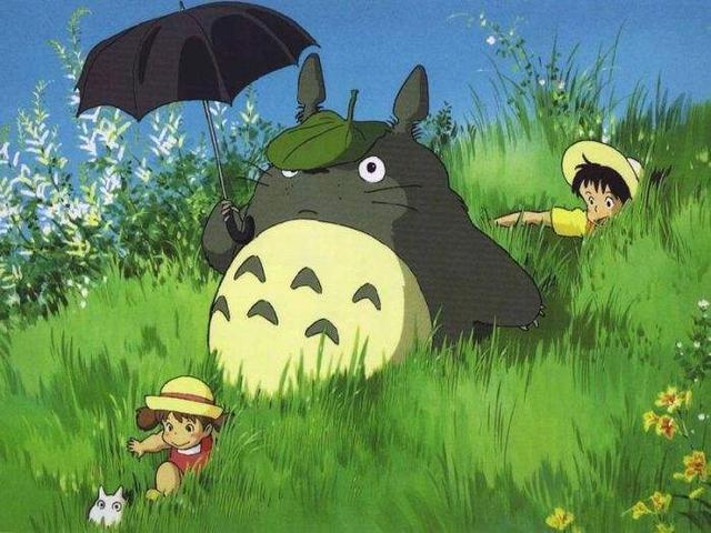宫崎骏电影《龙猫》发布中国版终极海报,12月14日暖心