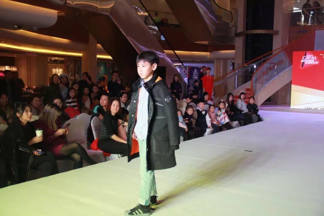 【环渤海家居杯】首届少儿模特大赛暨纽约时装周全球挑战赛天津赛区