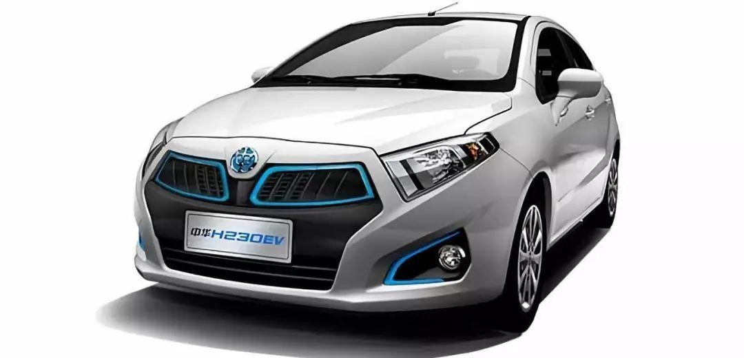 华晨汽车被暂停新能源产品申报,两年内仍未达标或被取消生产资格