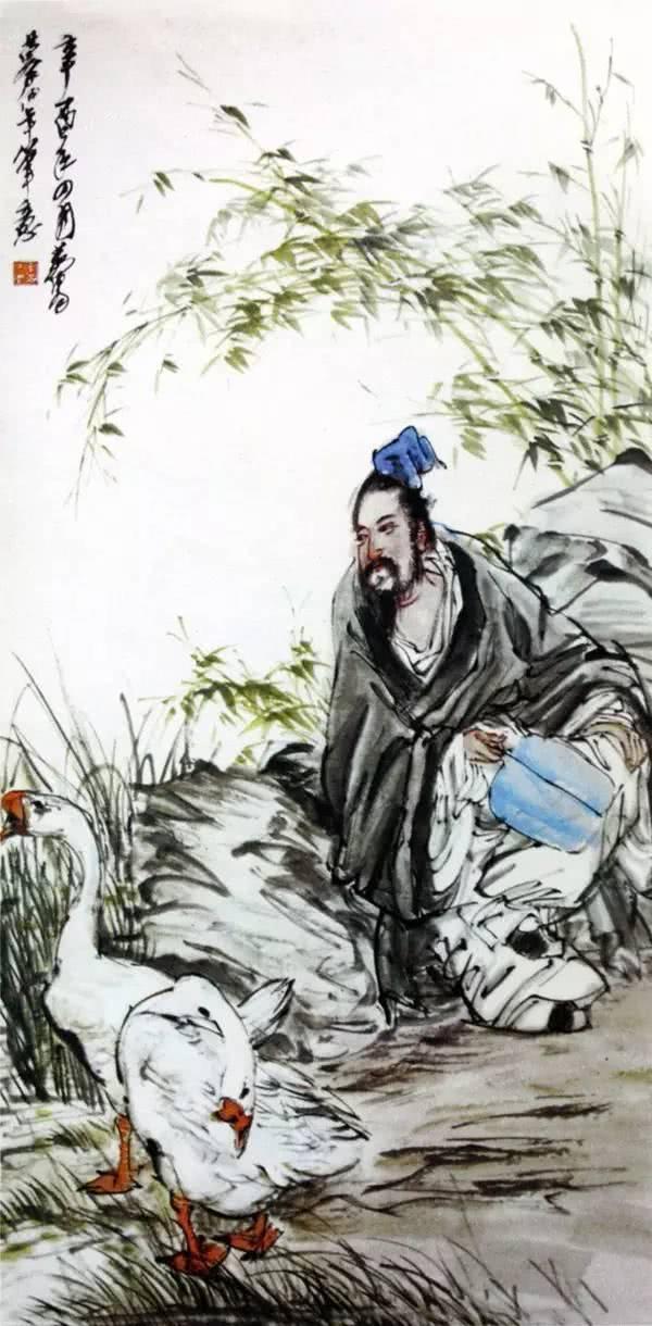 """""""书圣""""王羲之生活中的趣事"""