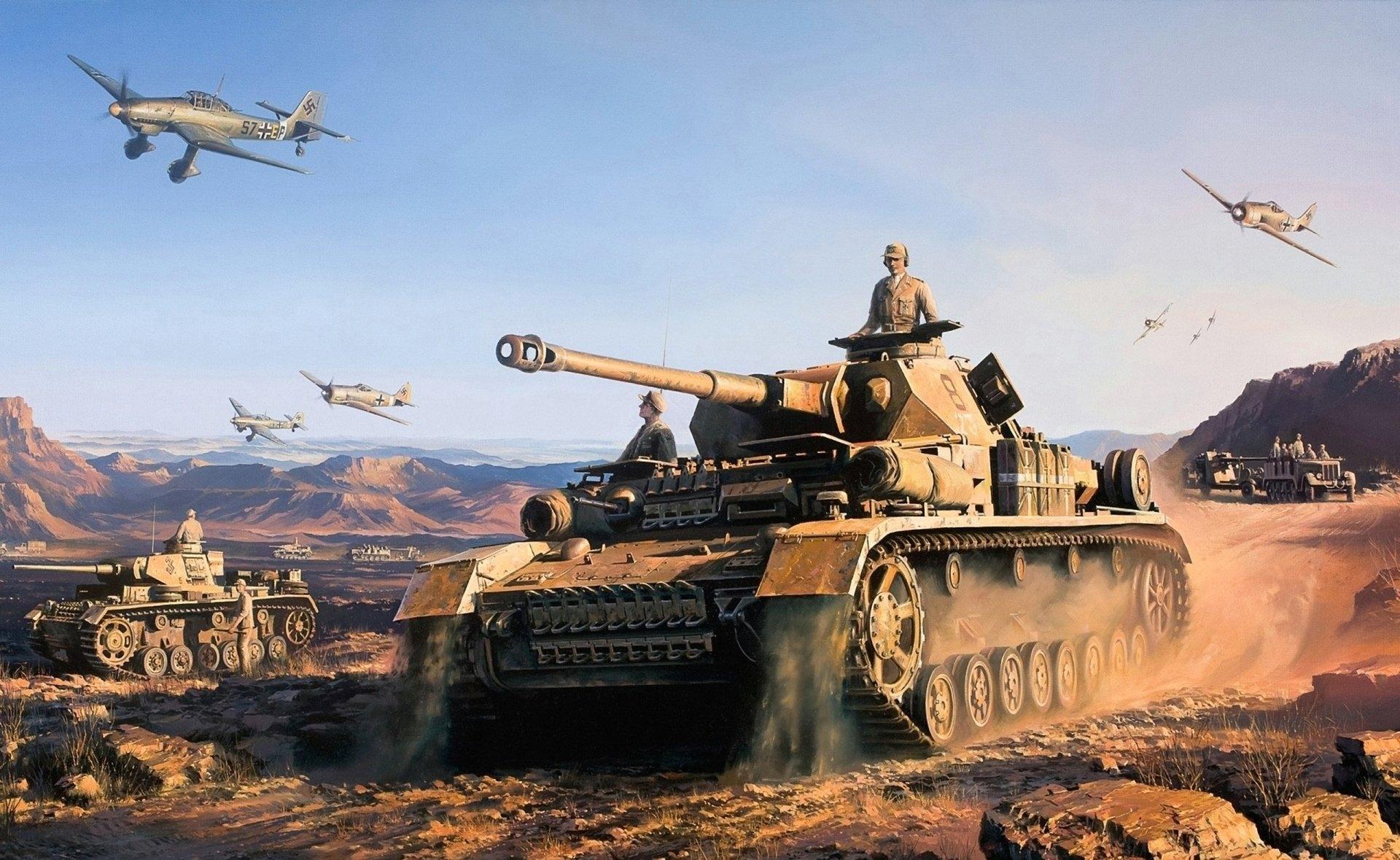 二战德国军火商,一个月产坦克1800辆