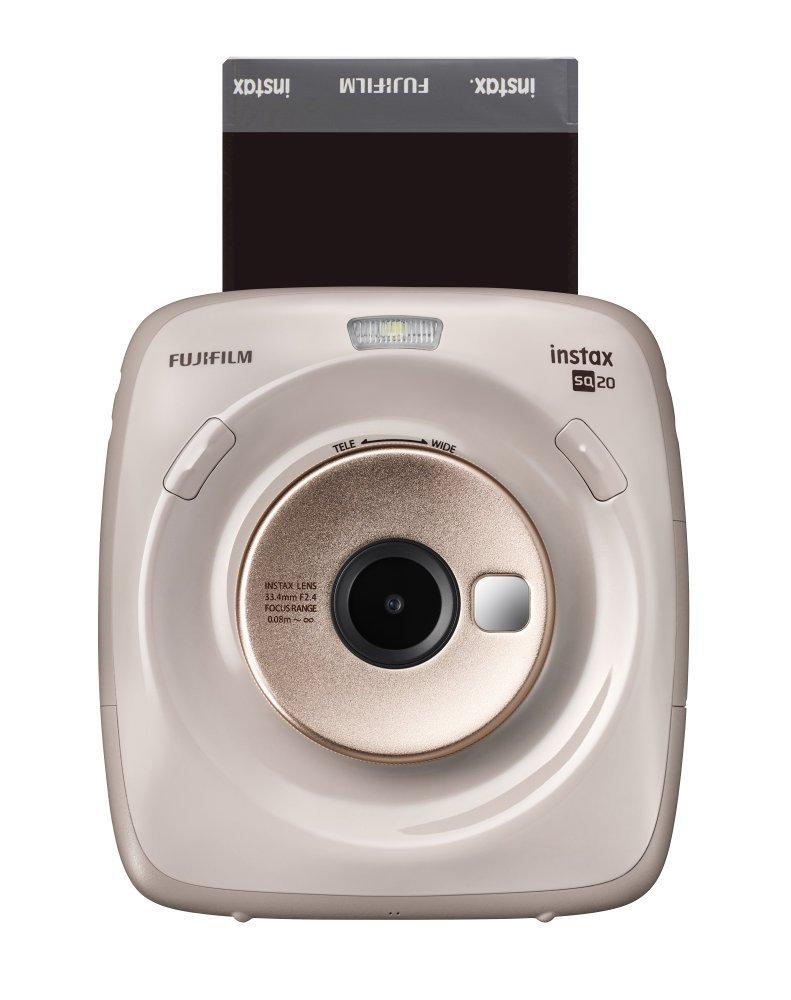 这可能是最可爱的相机:富士拍立得SQ20发布支持4倍变焦