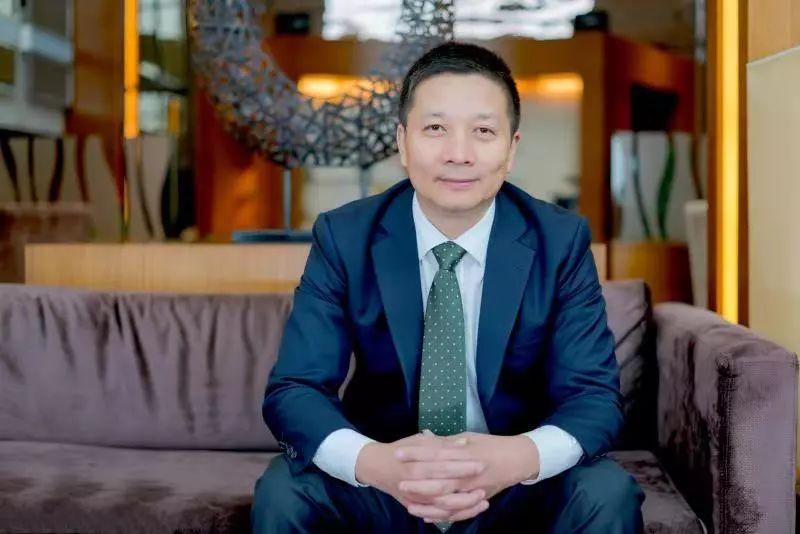 金伟德 上海浦东假日酒店董事长