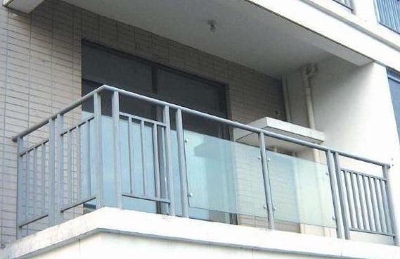 阳台护栏 铝合金护栏 铝合金阳台护栏报价