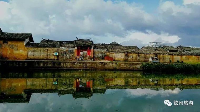 旅游 正文  大芦古村是广西三大著名古村之一,位于钦州市灵山县,是一
