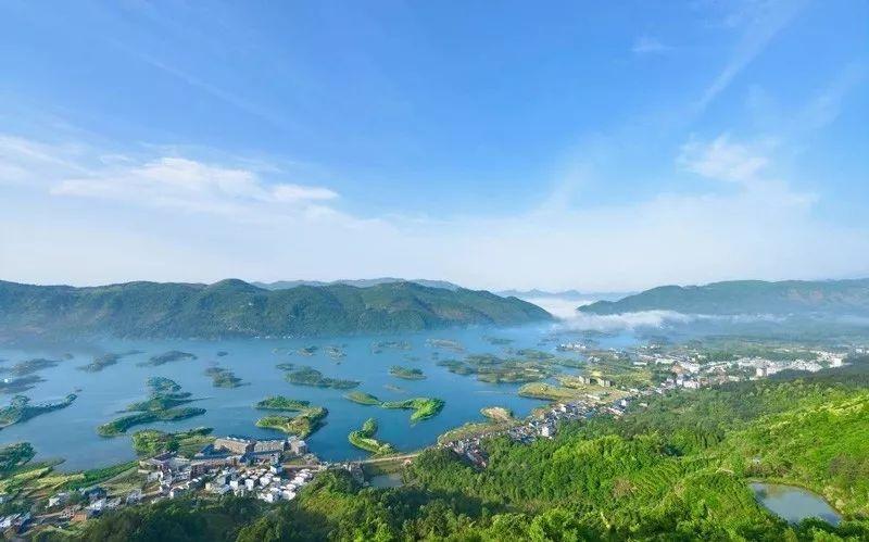 仙岛湖天空之城一日游  带你远离尘世的喧嚣