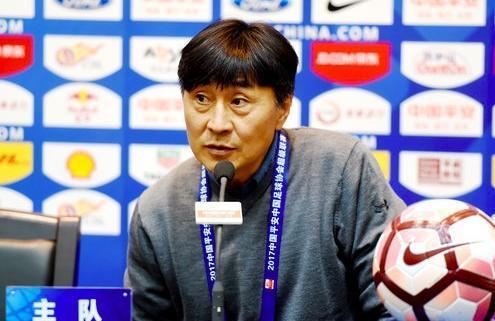 贾秀全确认女足将军训否认世界杯目标进四强