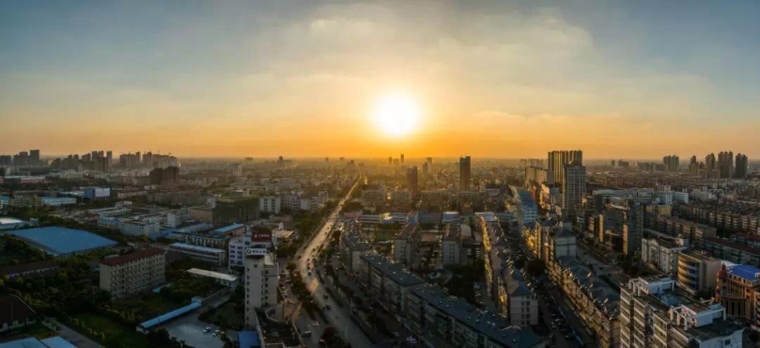 海门市gdp_16年,海门GDP从100亿飙升到1000亿,称雄苏中苏北