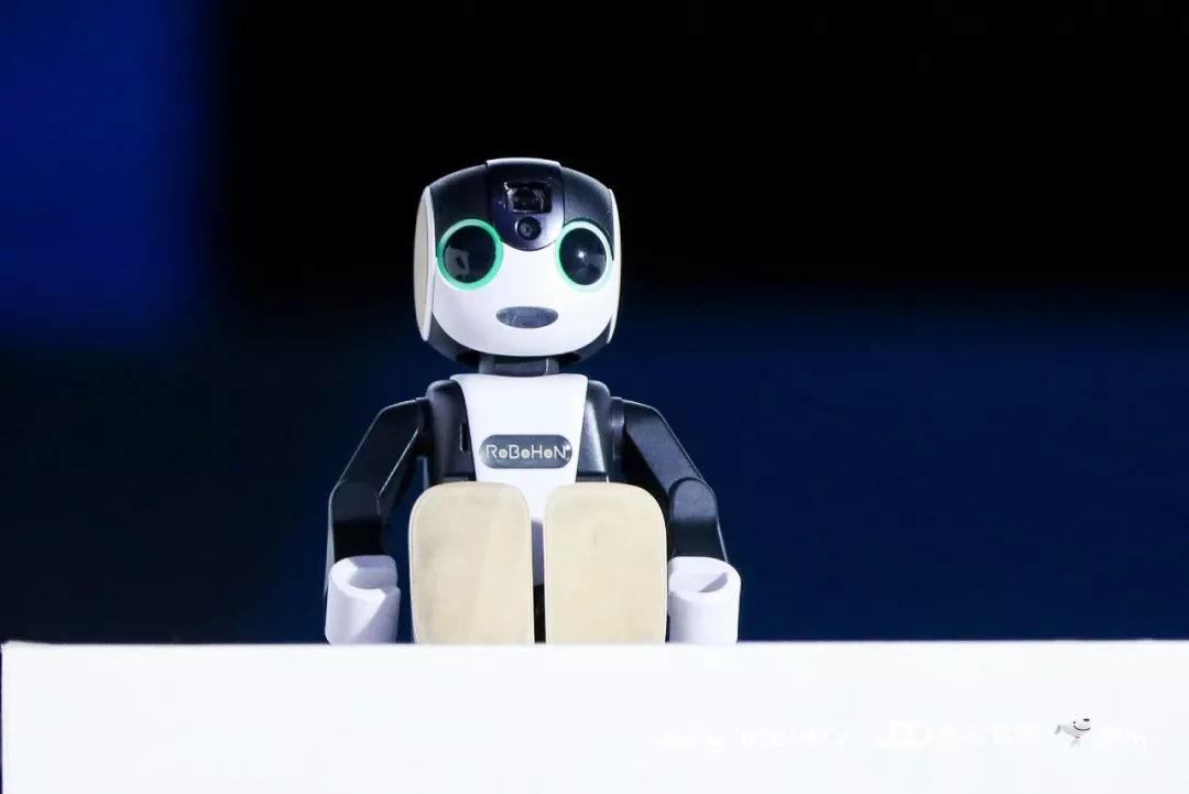 京东金融品牌升级,数字科技推动产业共赢_机器人
