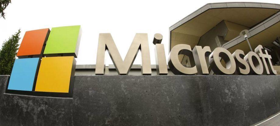 微軟八年后首次超越蘋果:成為全球市值第一企業