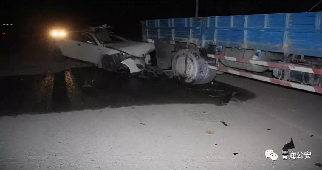 惊心!今年青海十起典型交通事故图片