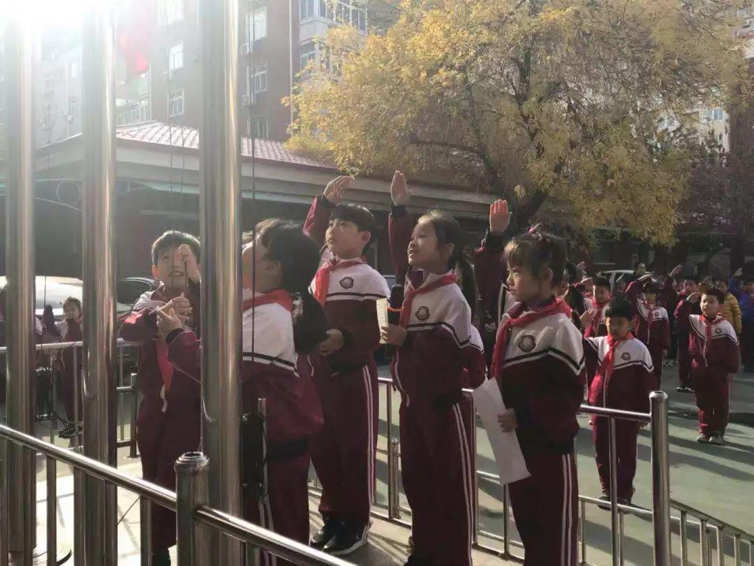 我的梦,中国梦——记河北区中心小学二年八班的班级展示