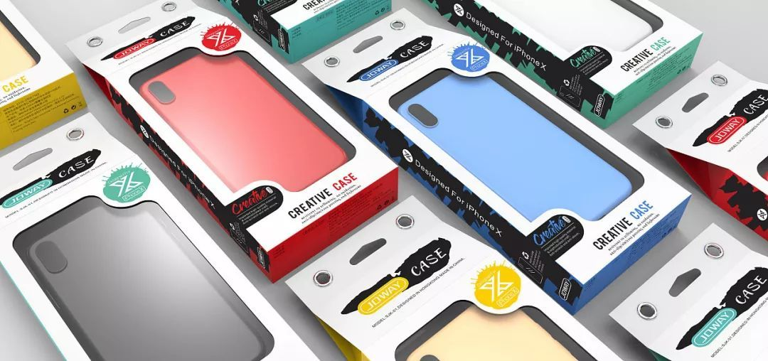 手机壳包装设计