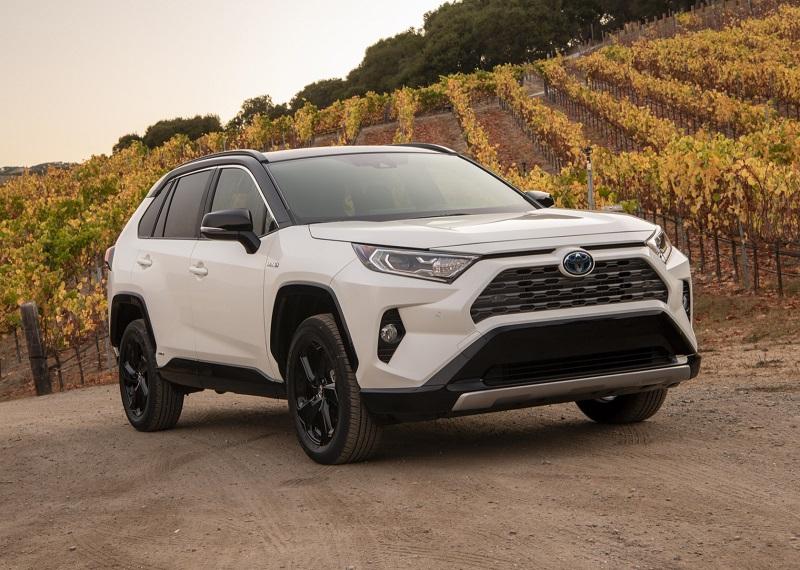 2019款丰田RAV4评测,紧凑型SUV的一次巨大进步