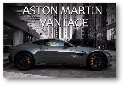 阿斯顿·马丁新品试驾!富力澳洲带您体验