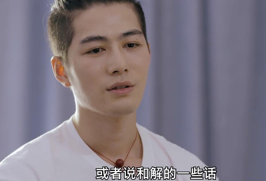 陈学冬谈与父亲关系:挺恨他,但依然会尽到孝顺的义务!