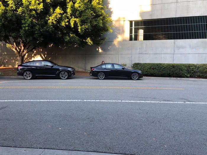 新造型天使眼全新宝马3系又添新军马力十足洛杉矶车展亮相!