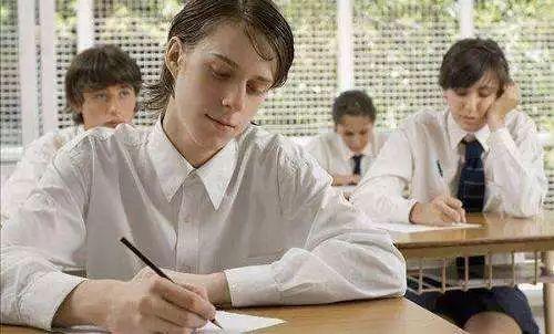出国前,孩子需要先做个性格测试