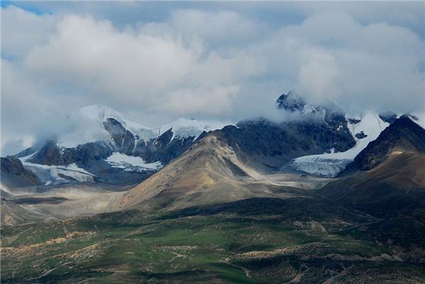 最美唐古拉山,风景总在路上
