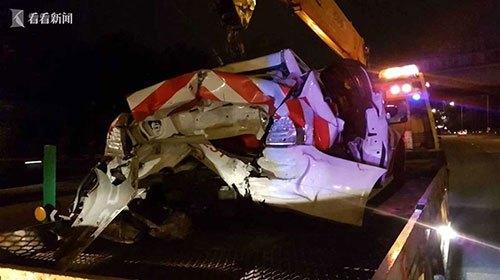 21岁警察执法时被车撞成脑死亡 家属决定捐献器官