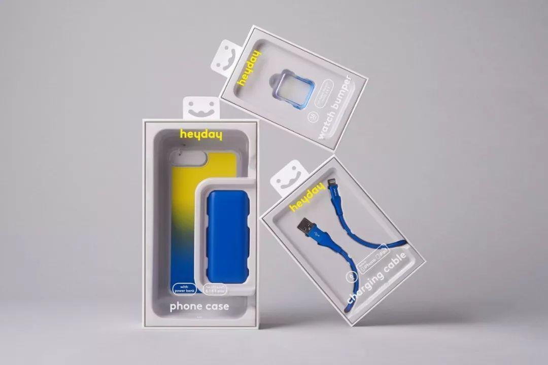 电子数码配件产品品牌形象设计