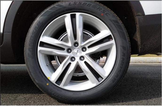 众泰汽车T800质量上的突破揭秘轮胎上的秘密_云南11选5走势图
