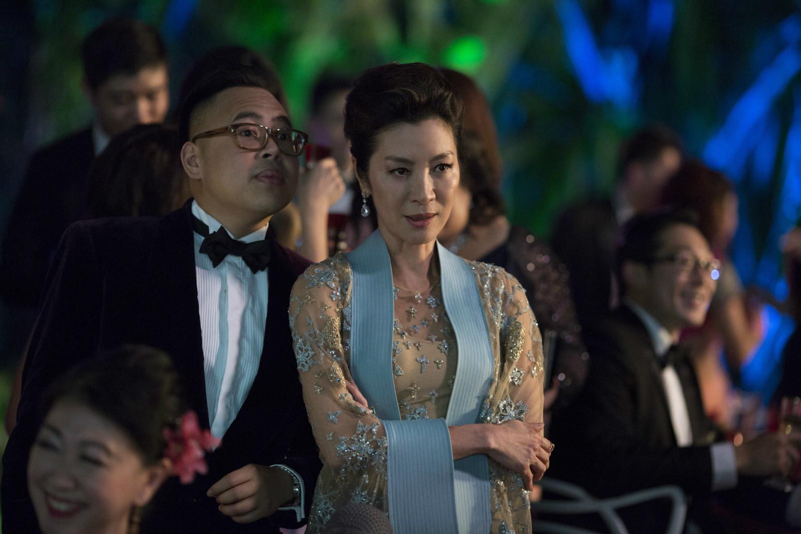 《摘金奇缘》预售不足两百万,好莱坞与杨紫琼全部滑铁卢