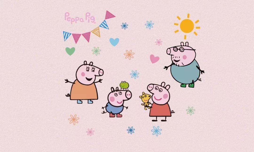小猪佩奇图片