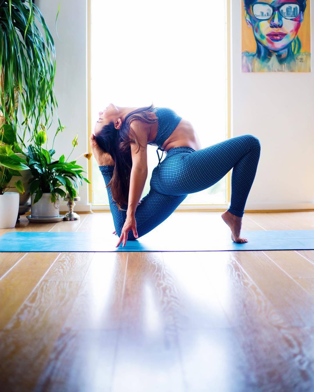 2018的最后30天,和瑜伽谈一场恋爱,顺便再瘦个5