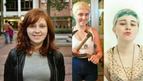 可骇的比拟照:打仗女权主义的37个女人