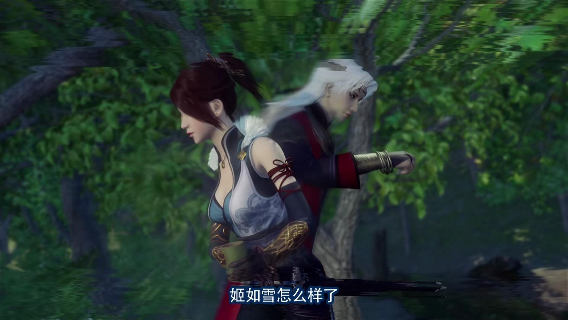 不良人3:蛊王可能已经死了,巫王已派尤川去杀蚩梦