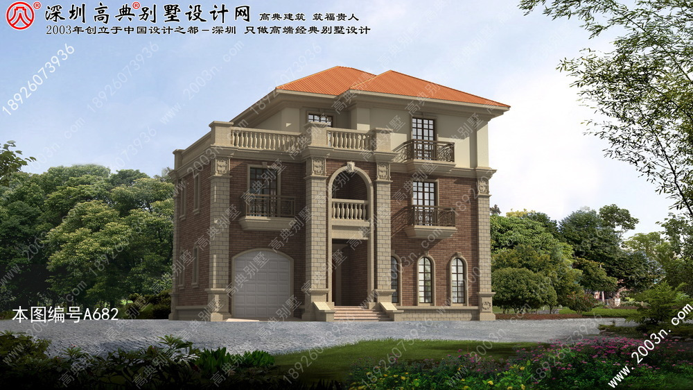 农村自建平房设计图首层210平方米别墅设计图纸