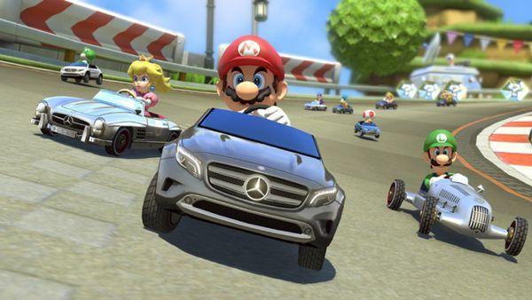 任天堂拒绝为特斯拉汽车的车载系统提供游戏
