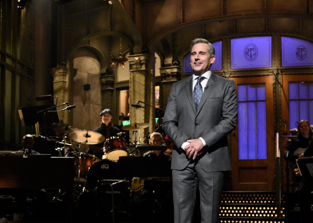 《SNL》史蒂夫・卡瑞尔爆笑扮演失忆父亲 当红R&