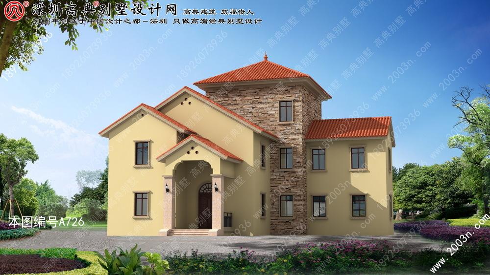 三层半欧式别墅效果图, 欧式三层别墅图片大全, 农村欧式三层别墅图片图片
