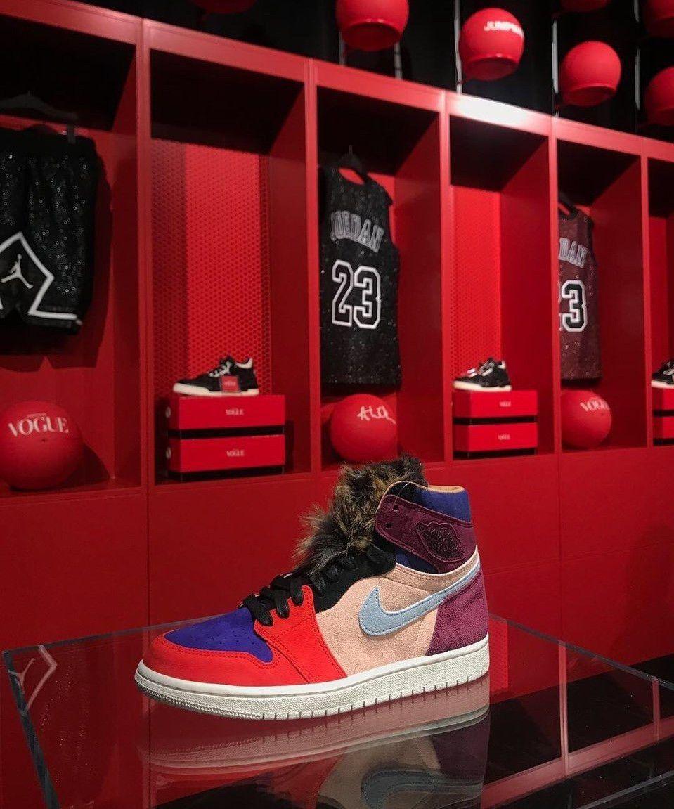每日鞋讯 | 时尚博主再度发力,Aleali May x Air Jordan 1 High OG