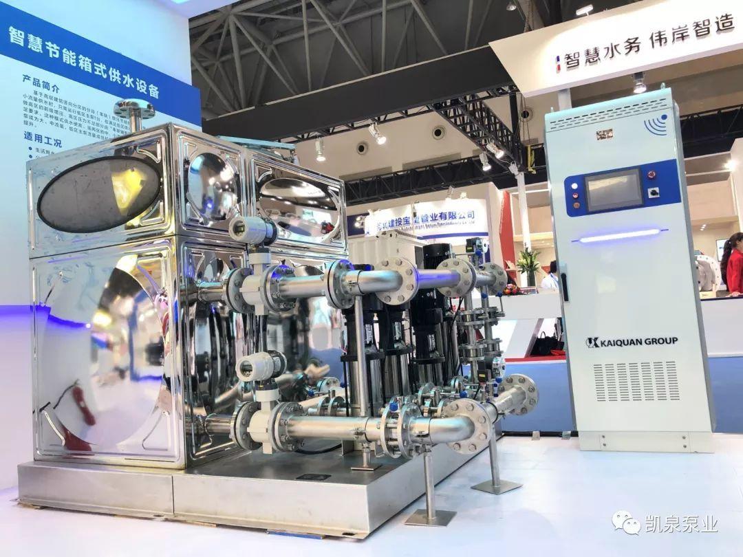 【企业】林凯文:智慧凯泉,三大功能助力产业升级图片