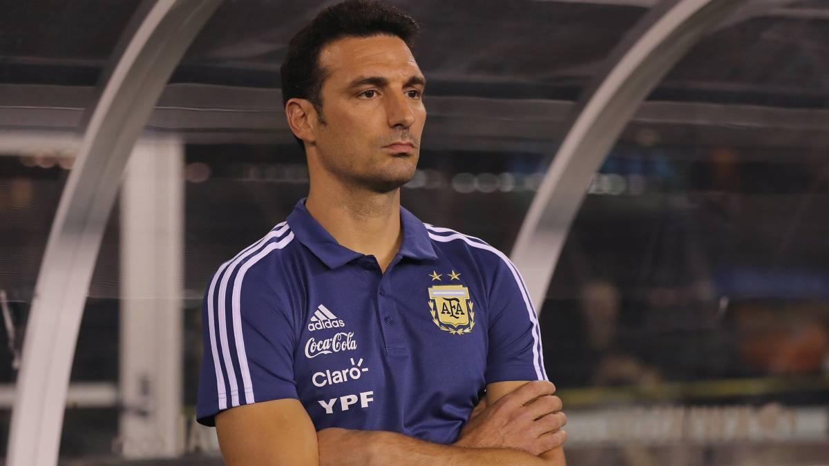 阿足协宣布斯卡洛尼将率队战美洲杯执教获肯定