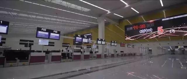 注意!以后去福州长乐机场坐飞机
