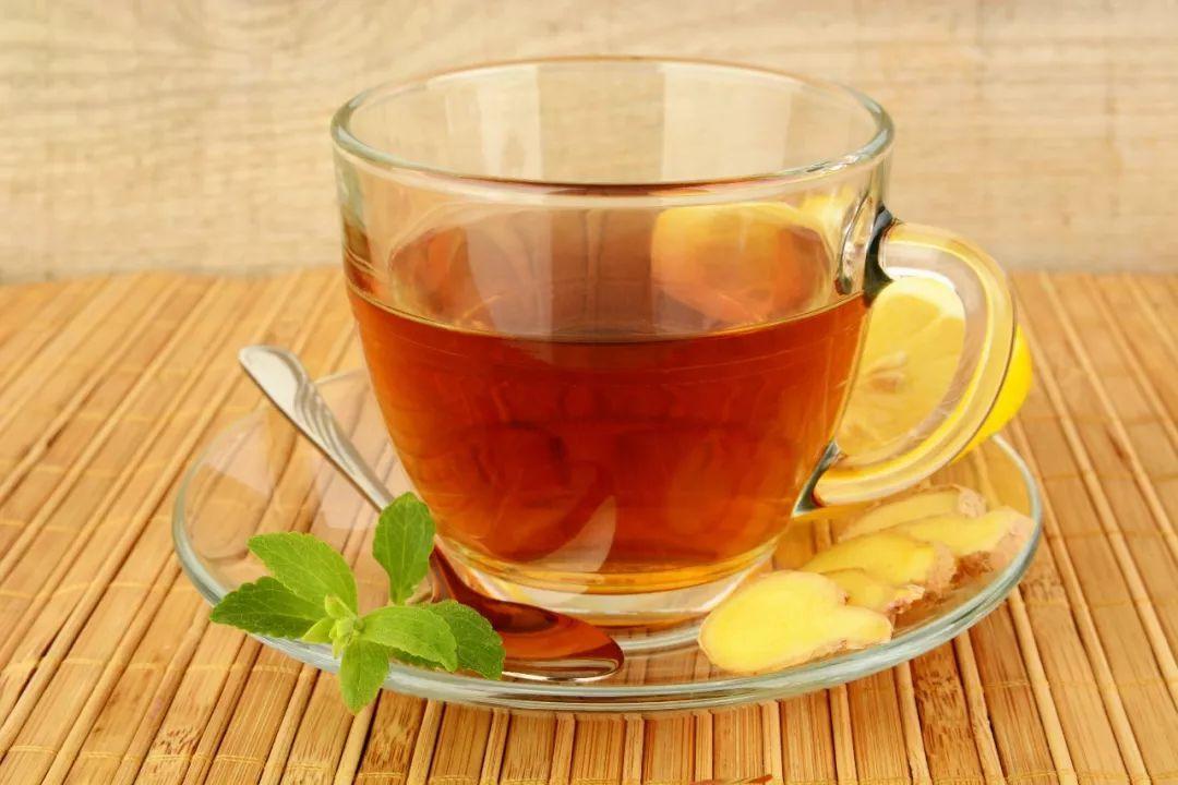 黑米生姜茶要在小饼卷红枣卷图片